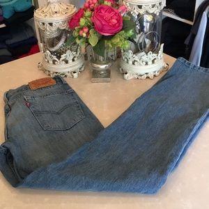 Mens 514 Levi's jeans